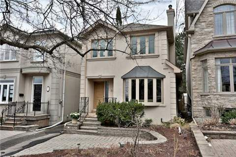 SOLD – 315 Castlefield Ave, Toronto