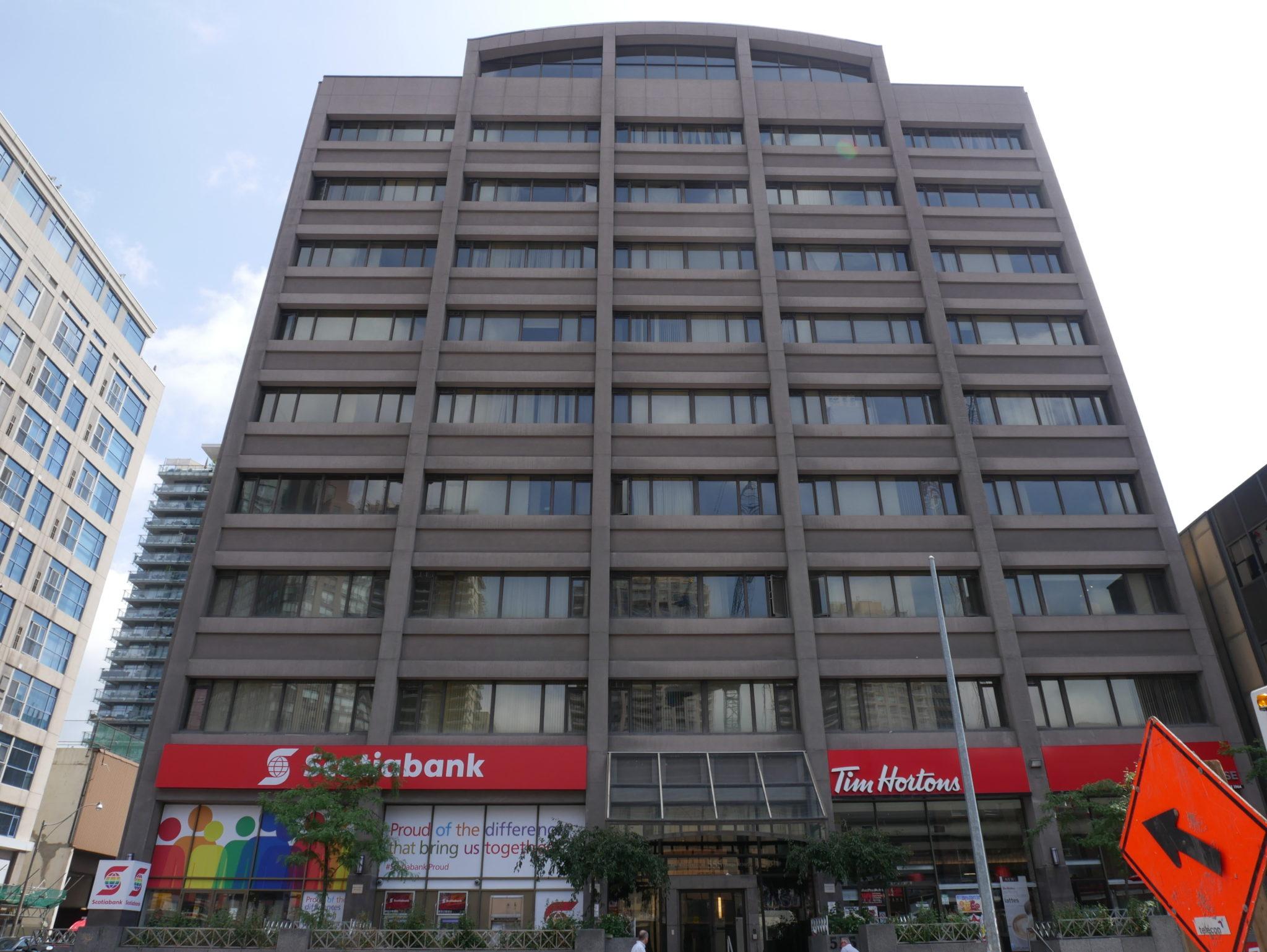 NEW LISTING – 555 Yonge St 303