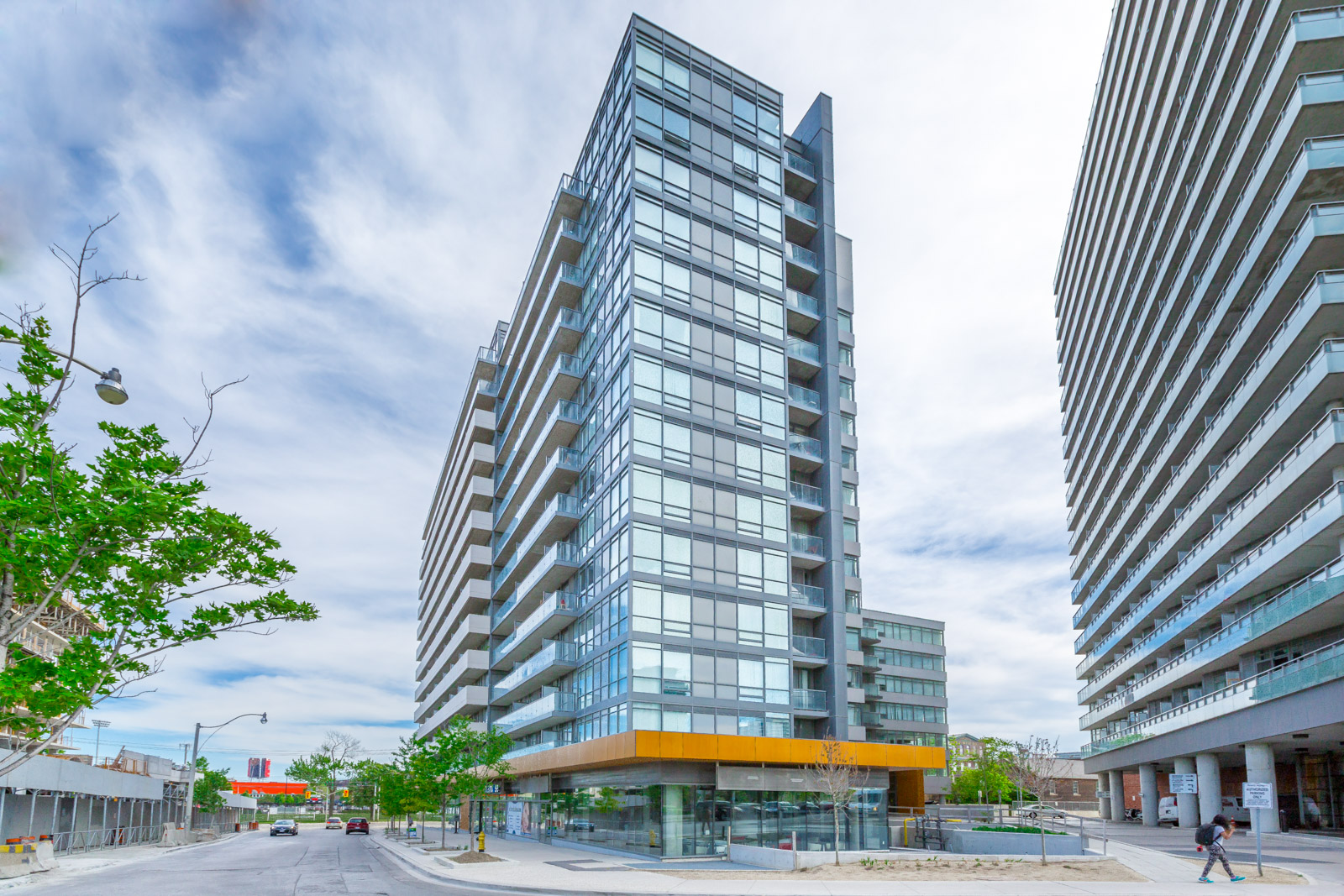 SOLD in 4 Days – 20 Joe Shuster Way Unit 1113, Toronto, ON