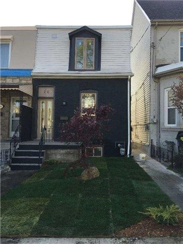 SOLD – 26 St Clarens Ave E, Toronto