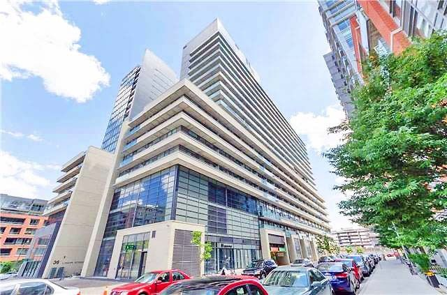 Leased – 36 Lisgar St 911, Toronto, ON