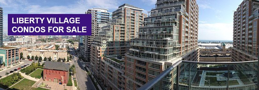 liberty village condos for sale