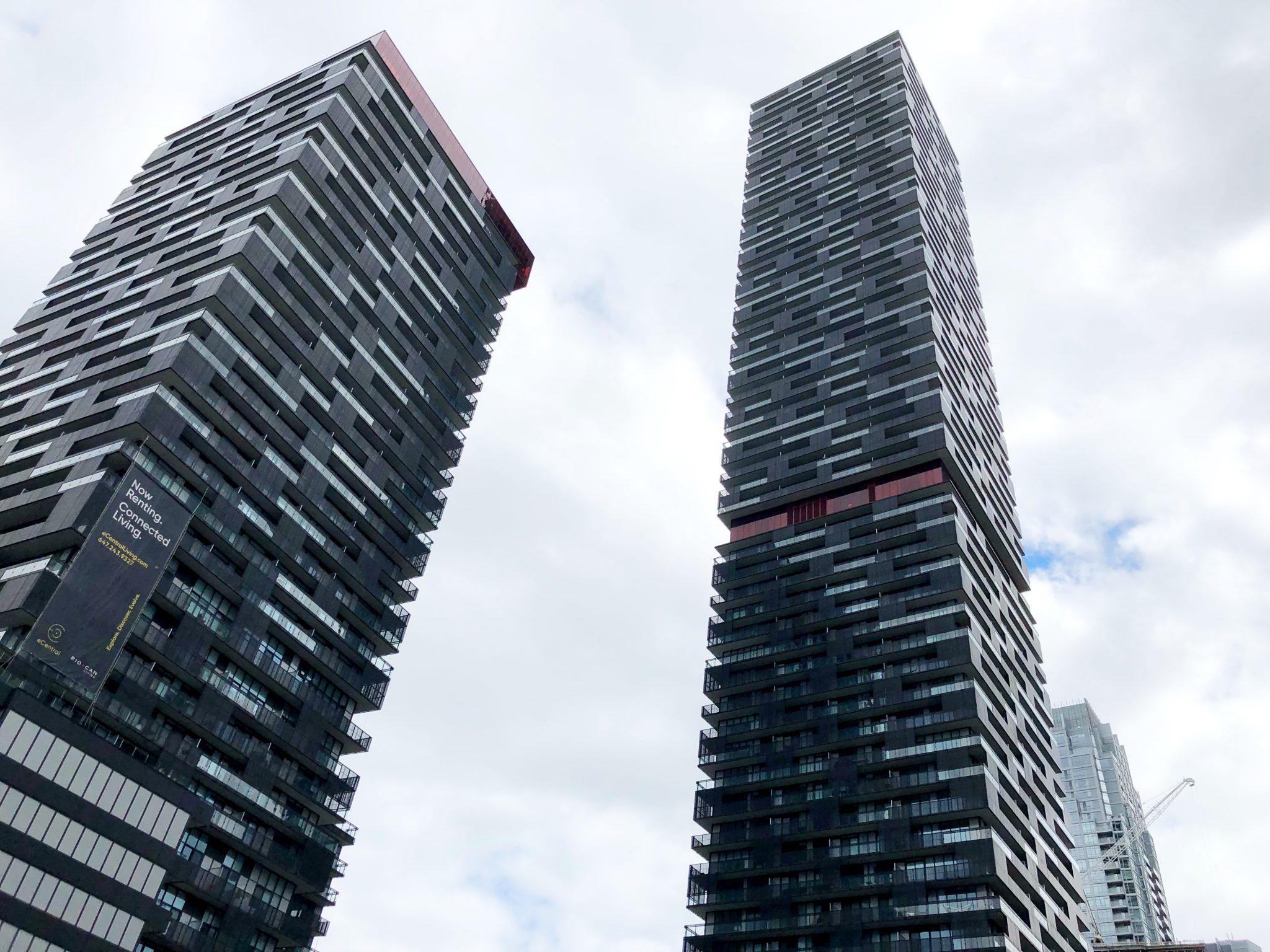 New Listing – 8 Eglinton Ave E 5607, Toronto