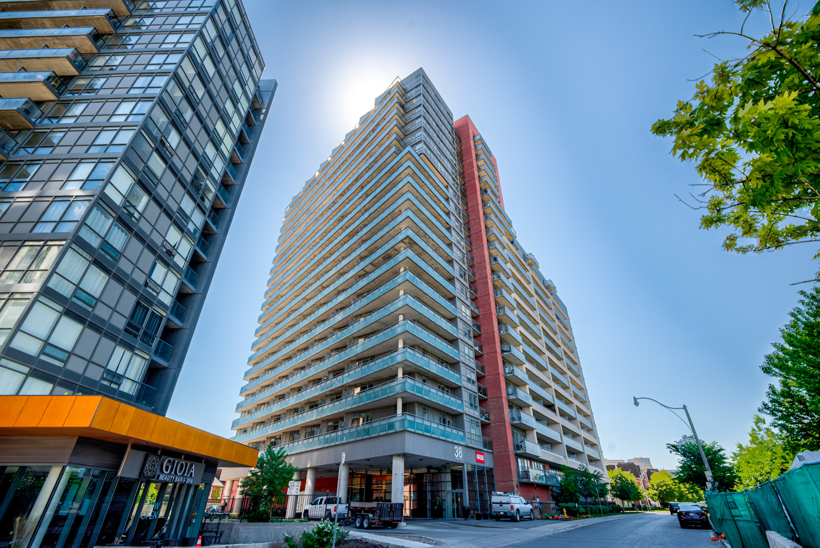 New Listing – 38 Joe Shuster Way 1218, Toronto