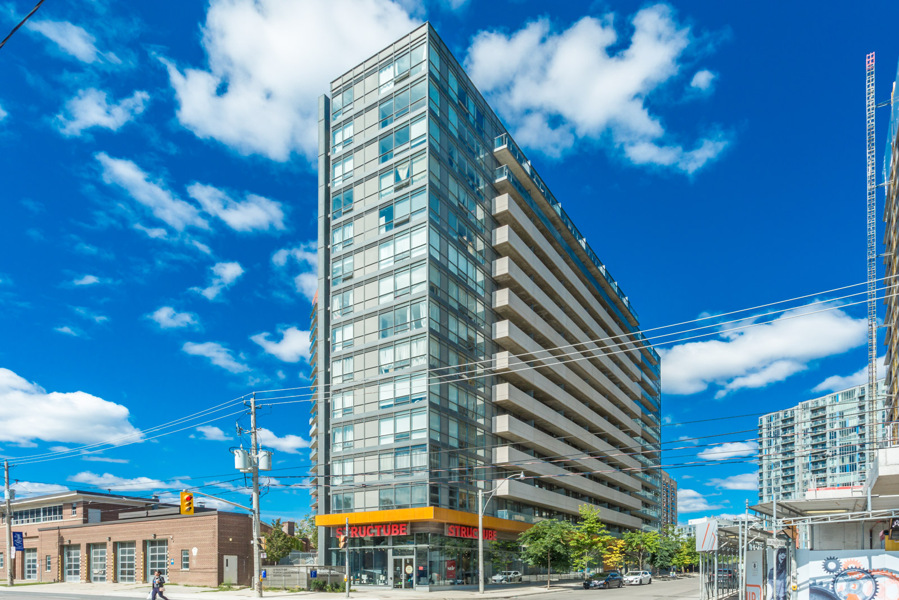 New Listing – 20 Joe Shuster Way 1113, Toronto