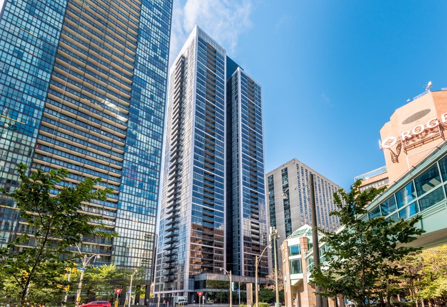 New Listing – 28 Ted Rogers Way 3108, Toronto