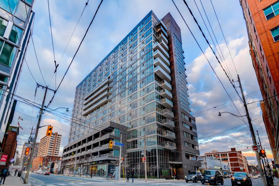 New Listing – 320 Richmond St E 303, Toronto