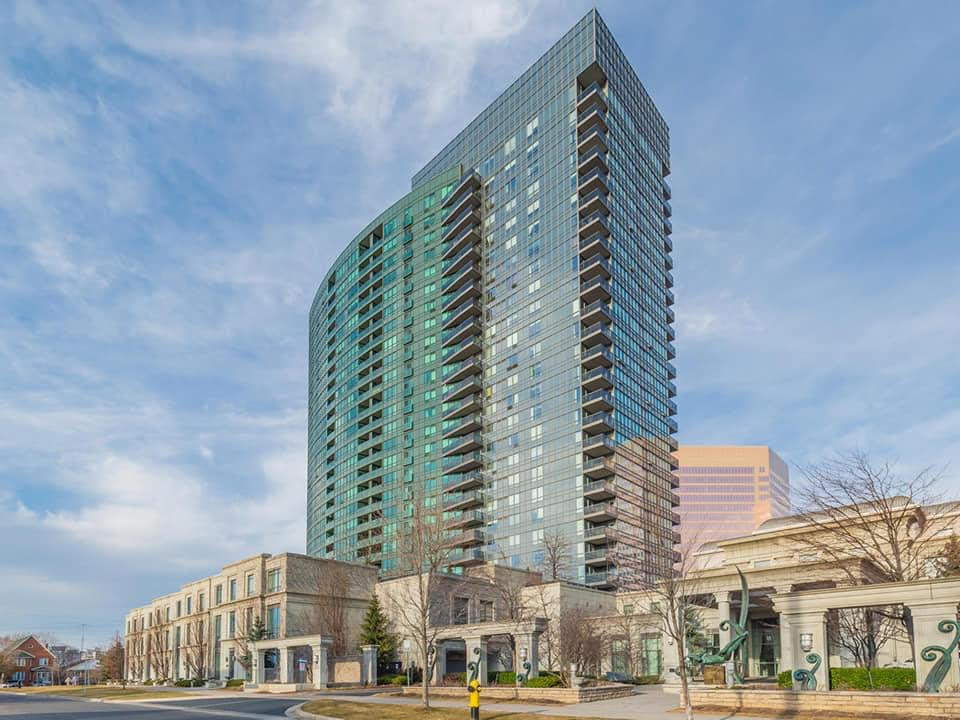 New Listing – 25 Greenview Ave 325 – Toronto
