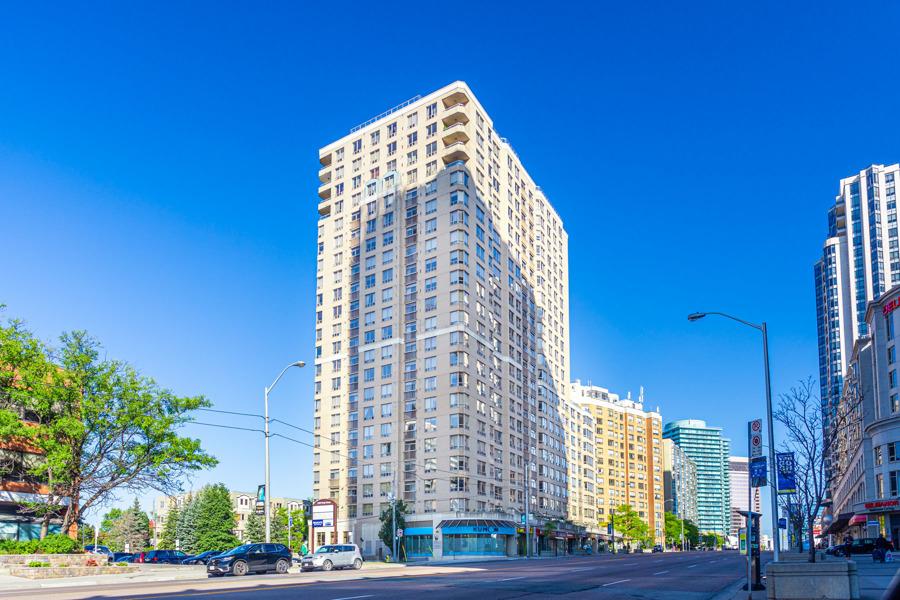 New Listing – 5418 Yonge St 907, Toronto