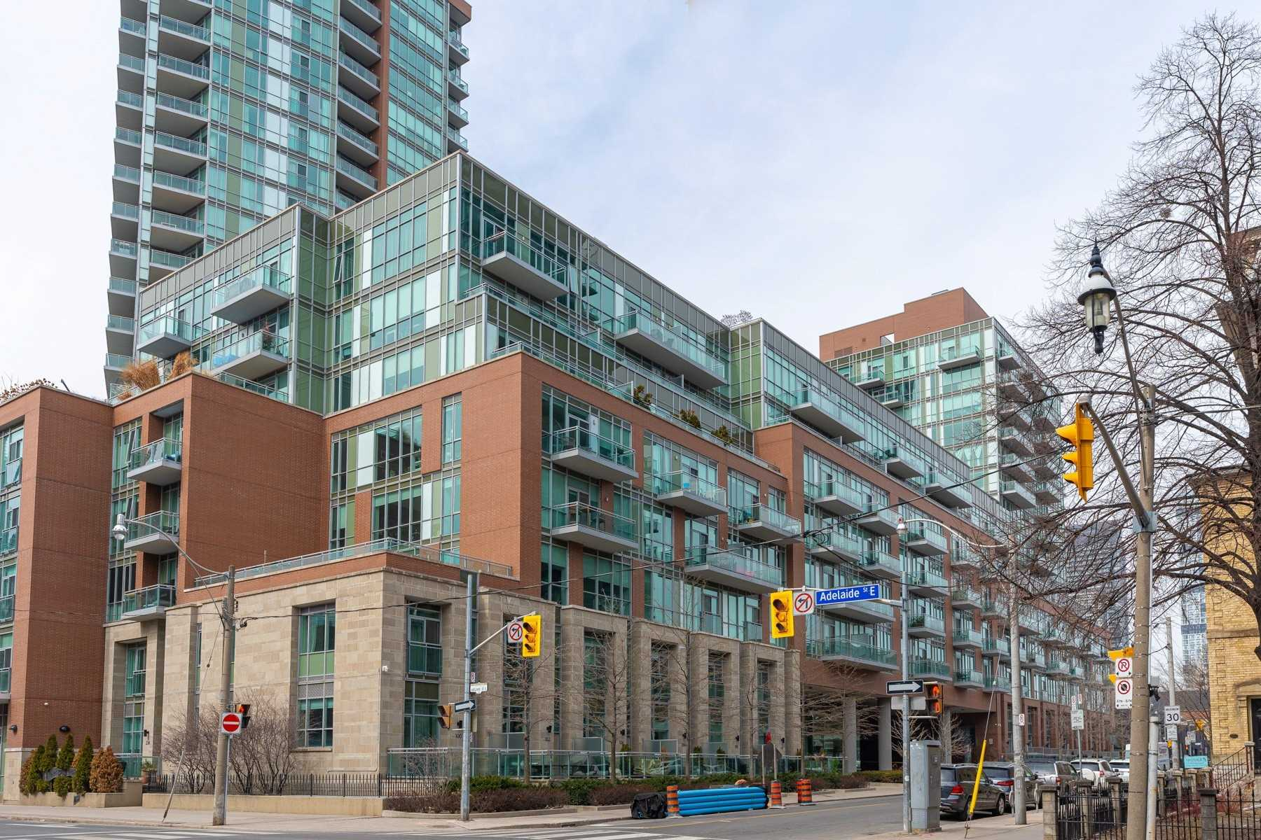 New Listing – 112 George St S607, Toronto