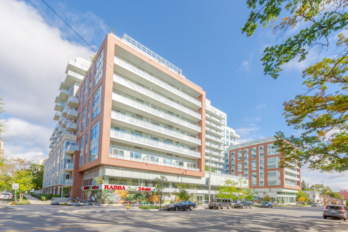 New MFR Listing – 1830 Bloor St W 724